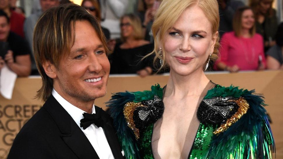 Nicole Kidman Keith Urban Celebrate 11th Wedding: Keith Urban's Sweet Anniversary Note To Nicole Kidman