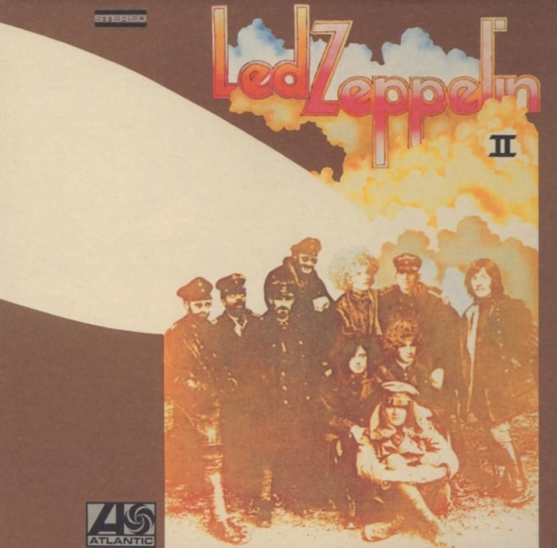 "From Jimmy Page's iconic riff and solo to the dizzying overdubs to Robert Plant's wailing roar, ""Whole Lotta Love"" is perhaps the perfect example of Zeppelin's overall bravado.  Dripping with hard rock lust, ""Whole Lotta Love"" is the sound of a band that is confident and quite aware of the sheer force they are and aren't afraid to share that with the world. (EB)"