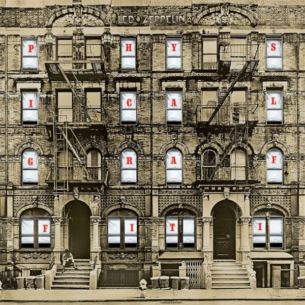 Much of Led Zeppelin's catalog hasn't aged at all... but this song about underage groupies has. The ick-factor on this track goes to 11. (EB)