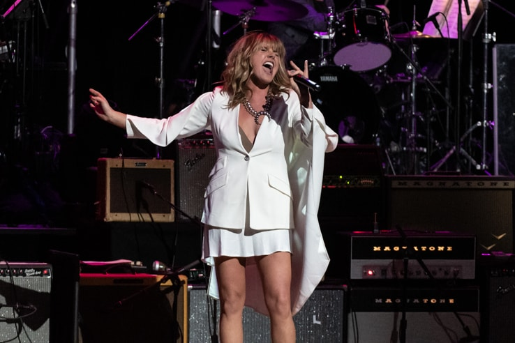Grace Potter  at Love Rocks (March 7, 2019) (photo credit Maria Ives)