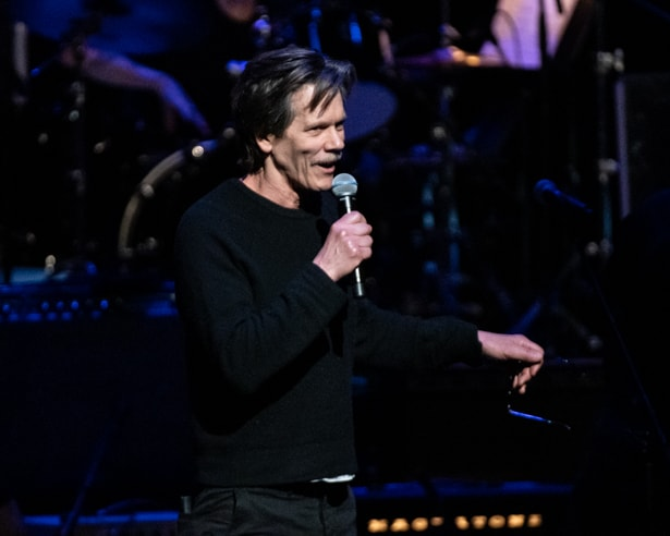 Kevin Bacon at Love Rocks (March 7, 2019) (photo credit Maria Ives)